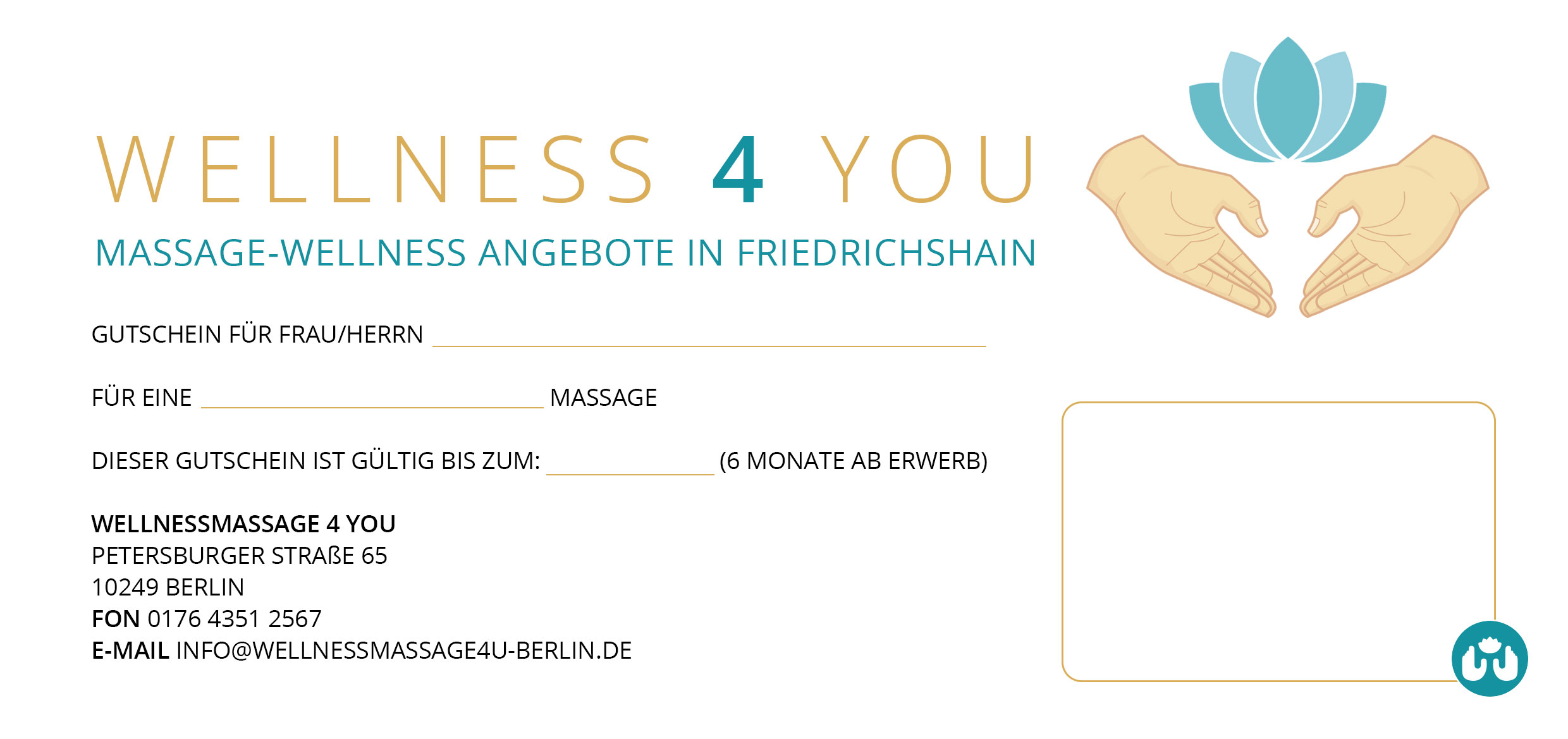wellnessmassage4u massagen in friedrichshain. Black Bedroom Furniture Sets. Home Design Ideas